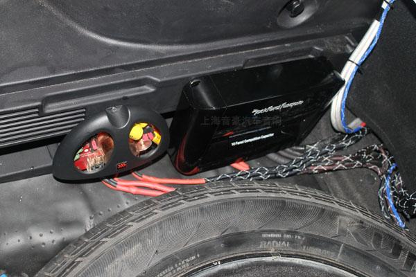 来福电容和都达分频器安装位置