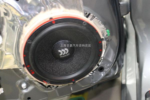 丰田锐志汽车音响改装