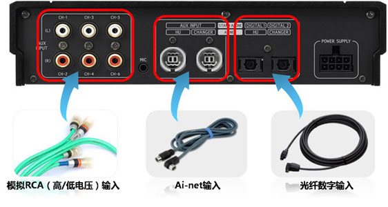 新君越高端音响改装,主动分频升级摩雷音响系统!