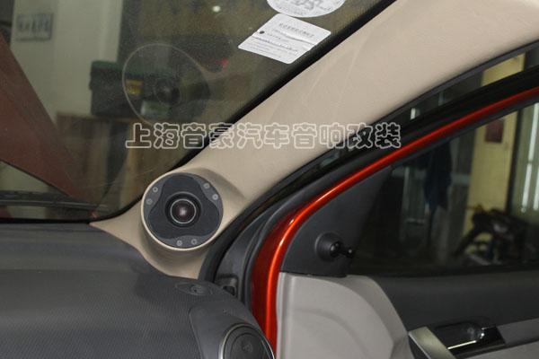 上海音豪汽车音响改装;新乐风的高端汽车音响改装