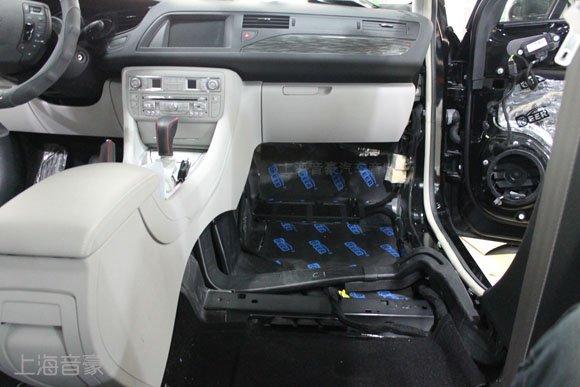 上海音豪:雪铁龙c5汽车音响改装,摩雷玛仕舞/公牛同轴