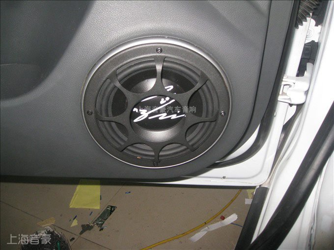 上海音豪:科鲁兹发烧汽车音响改装摩雷顶级系统