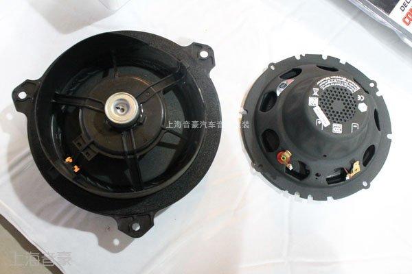 上海音豪:锐志汽车音响改装,升级喇叭功放超低音