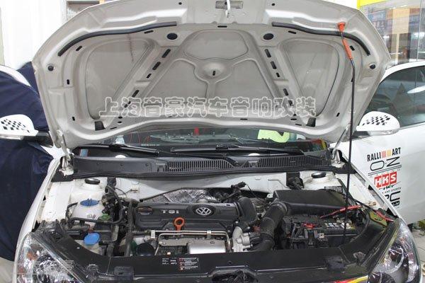 上海音豪:朗逸汽车音响改装 通过两套喇叭改善音质!