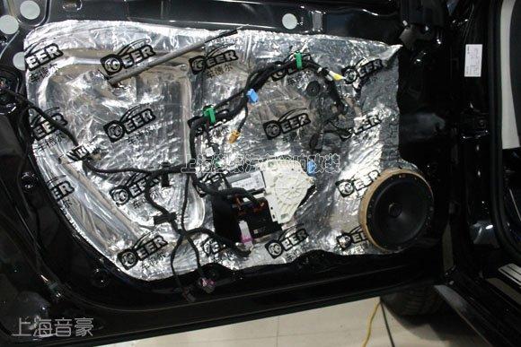 上海音豪:新帕萨特汽车音响升级,上海汽车音响改装专业