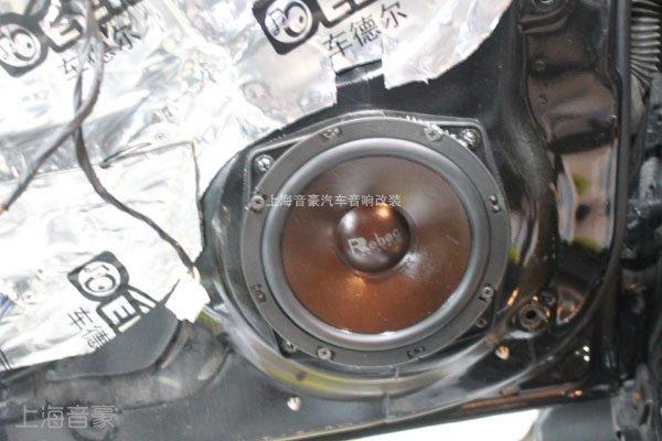 上海音豪:现代途胜汽车音响改装,高性价比升级!