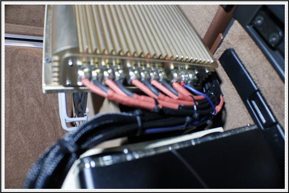上海音豪:音乐,不可阻挡之势——保时捷卡宴汽车音响改