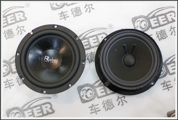 R6L是一款二分频套装扬声器,其沉稳扎实的刚性铝制喇叭盆架,提供了更震撼的低音音效;并能确保扬声器能于汽车的复杂环境下,清晰而精准地还原每一动态凌厉的声音细节,令扬声器的机械谐振最少。采用进口材质弹波,经久耐用的特性具有优良瞬态响应性能。