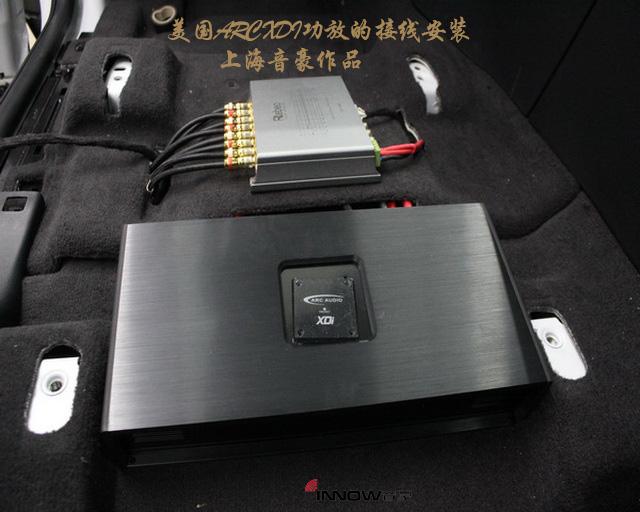 美国arc xdi功放的接线安装