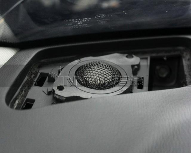 尼桑途乐是一款全尺寸SUV车型,主打越野配置,到目前为止途乐已经经过了六代升级,新款日产图克放弃了前后整体式悬架形式,采用前后双叉臂式独立悬架,使得汽车的舒适性更为良好,而且尼桑途乐还添加了并线辅助、车道偏离预警等配置,让整车的安全性也更为出色。 改装车型—尼桑途乐  【原车音响系统分析】 对于一般人来说,原车的音响系统还是够用的。但要是针对于有需求的人来说,原车的音响系统就有些不尽如人意了,原车音响的低音弹性有些不足,量感欠缺。低音与中音的衔接部分不理想,有明显的浑浊感。中音氛围感不突出,人